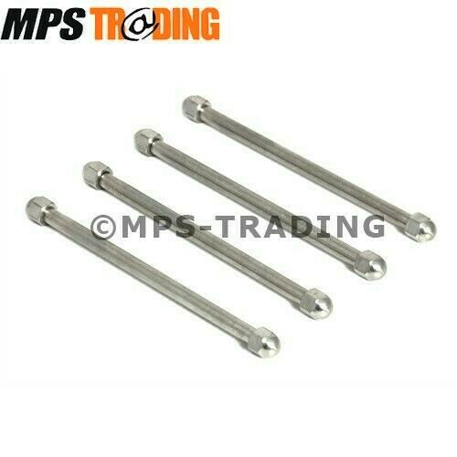 LAND ROVER SERIES 2 2A 3 BULKHEAD VENT STAINLESS HINGE PIN