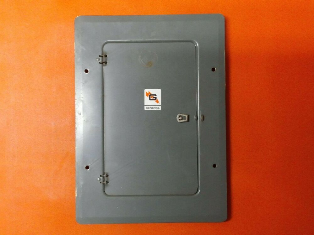 Used 100 Amp Pushmatic Electri-Center Panel Cover 20 Space