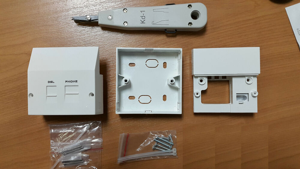 For Further Information On Telephone Sockets Including Nte5 With Adsl