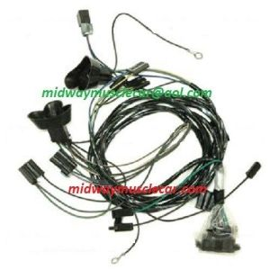front end headlight lamp wiring harness 65 Pontiac GTO