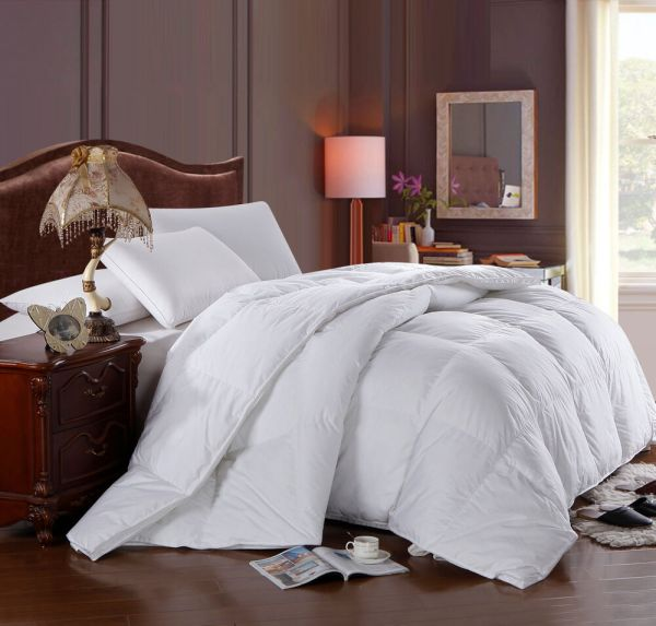 King Calking Size White Alternative Comforter Duvet Insert