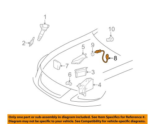 small resolution of details about lexus toyota oem 06 15 is250 fuel injection pressure sensor 8945830011