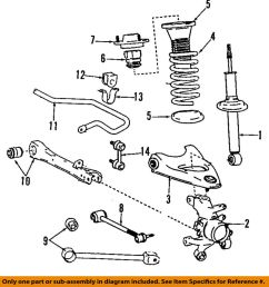 lexus toyota oem 02 05 sc430 rear suspension strut front suspension diagram basic car parts and [ 889 x 1000 Pixel ]