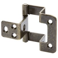 Antique English 270 Degree Overlay Hinge - Hardware ...
