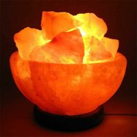 Himalayan Salt Lamp - Pink Salt Lamp - Natural Ioniser for ...
