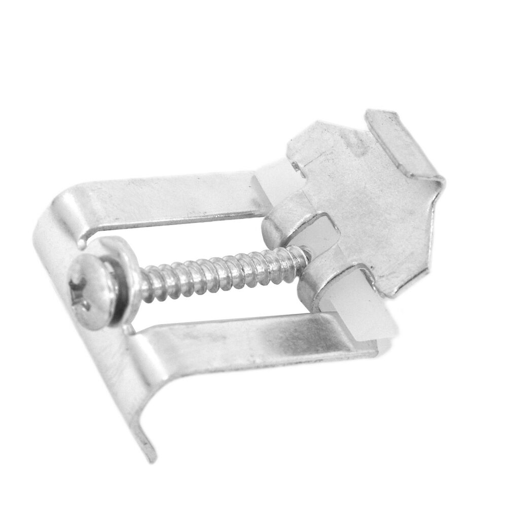 Enki Stainless Steel Inset Kitchen Sink Fixing Clips