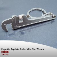 Exquisite Metal Keyring Keychain Hand Tool of Mini Pipe ...
