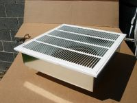 """20""""x20"""" furnace return air kit,with filter grille,box, and ..."""
