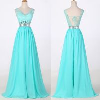 2016 MAXI Long Dresses Turquoise EVENING Formal Party ...