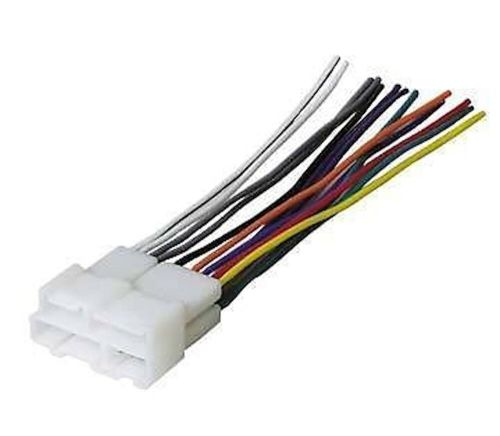 small resolution of details about wire harness for buick cadillac oldsmobile etc aftermarket stereo installation