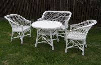 GARDEN FURNITURE SET CHAIRS SOFA TABLE OUTDOOR PATIO