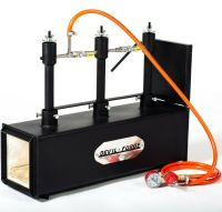 DFPROF3+1D Gas Propane Forge for Knifemaking Farriers ...