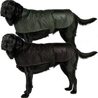 New British Wax Dog Coat Waterproof Waxed Cotton Outdoor ...