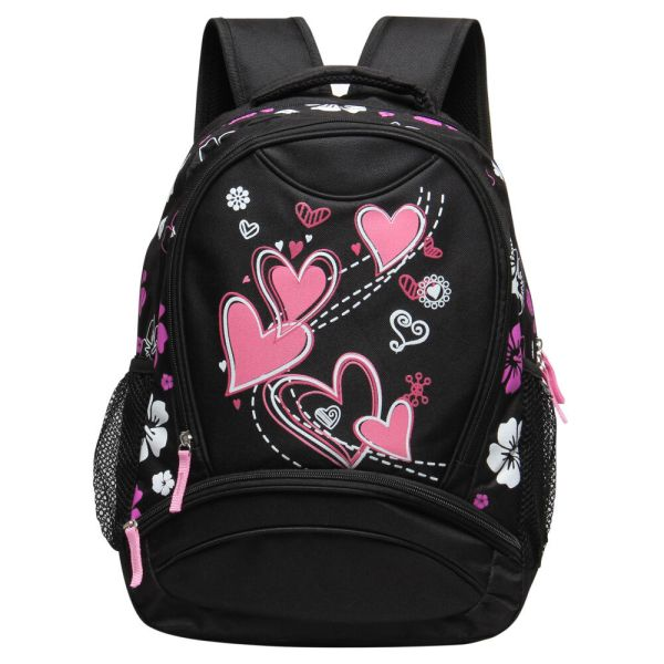 Girls Boys School Backpack Book Bag Cute Quality Travel Shoulders Packs
