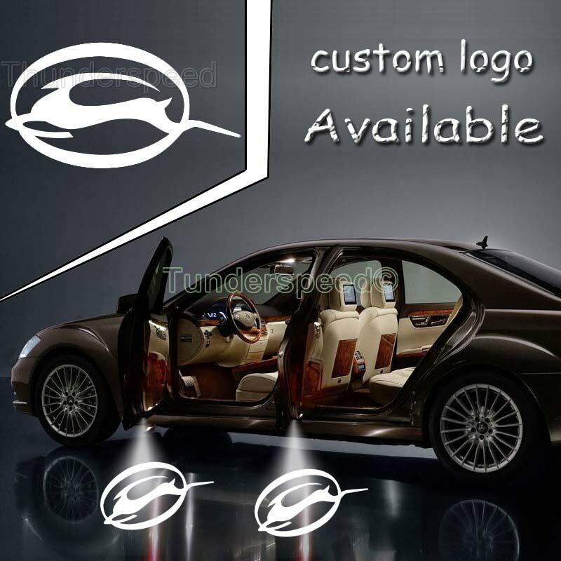 LED Car Door Logo Light Laser Projector Ghost Shadow for Chevrolet Chevy Impala  eBay