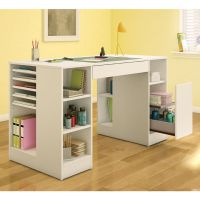Hobby Table Craft Table Desk Art Crafting Work Storage ...