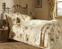 Epsom Quilt Cover Set with Matching Bedspread and Curtains ...