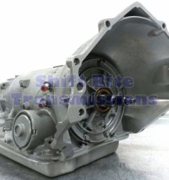 4l60e 1993 1994 2wd remanufactured transmission m30 warranty rebuilt gm chevy ebay [ 1000 x 838 Pixel ]