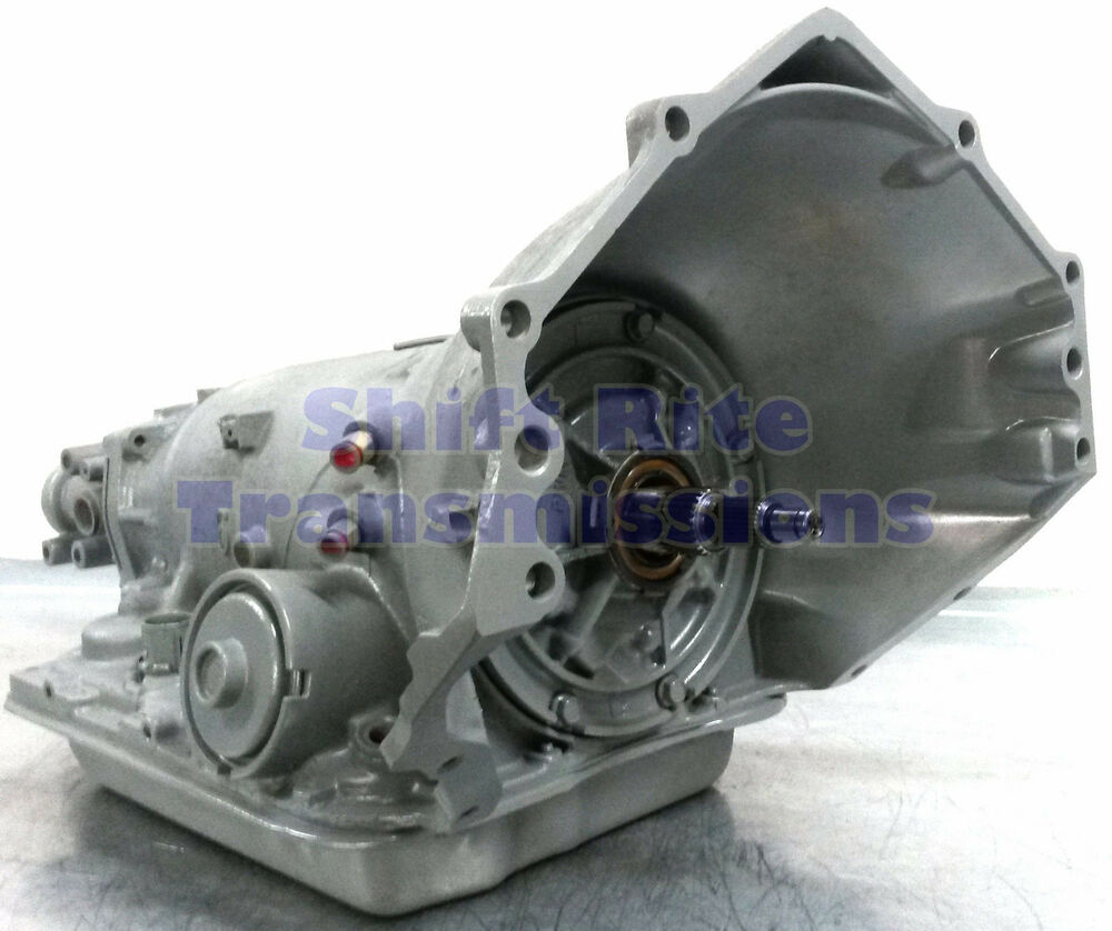 medium resolution of 4l60e 1993 1994 2wd remanufactured transmission m30 warranty rebuilt gm chevy ebay