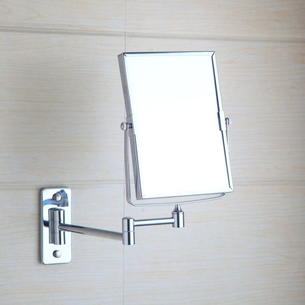 Wall Mounted Magnifying Makeup Mirror