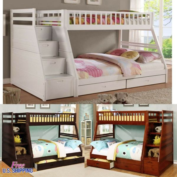 Full Bunk Beds for Teens