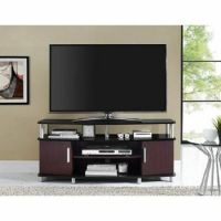 50 inch Flat Screen Modern TV Stand Entertainment Home ...