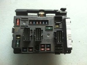 Citroen Ax Fuse Box  Diagrams online