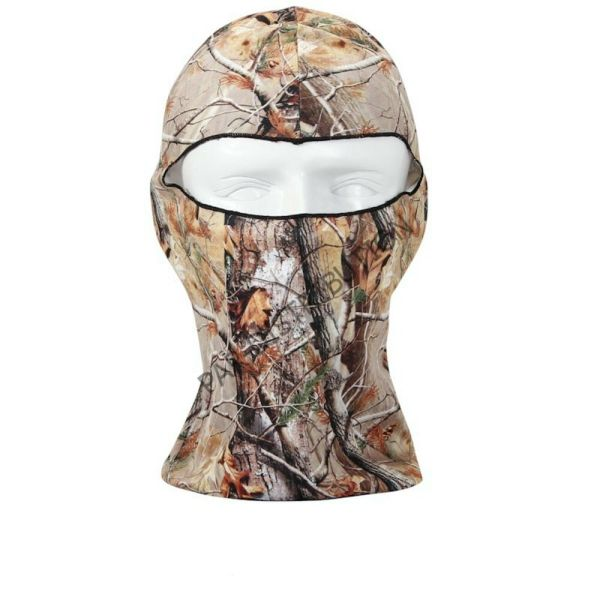 Realtree Camo Balaclava Face Fishing Camouflague Head Mask
