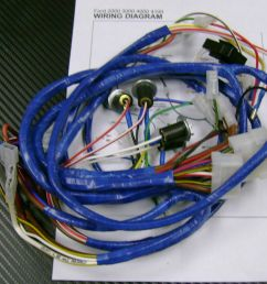 ford 2000 3000 4000 4100 tractor wiring harness loom for ford 8n wiring harness ford 9n wiring harness [ 1000 x 911 Pixel ]