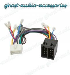 clarion nx iso wiring harness connector adaptor car stereo radio loom cla 100 [ 1000 x 1000 Pixel ]