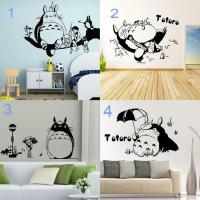 Anime My Neighbor Totoro Wall Stick Wall Decal for Bedroom ...