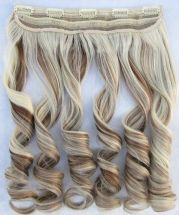 clip in hair extensions highlight
