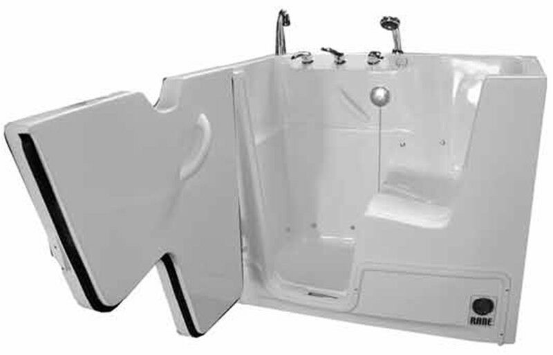Official Jacuzzi Deluxe Walk In Hot Tub From Jacuzzi EBay