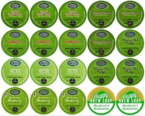 Image Result For Green Mountain Coffee K Cup Coffee Variety Pack Count