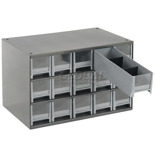 AkroMils Steel Small Parts Storage Cabinet 19715  17W x