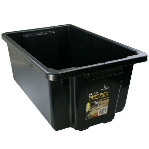 Heavy Duty Large Plastic Storage Containers