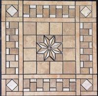 Ceramic tile medallion on Shoppinder