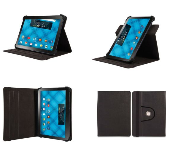 PU Leather Keyboard CaseCover for 101quot ASUS ViVoTab