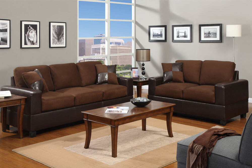 tan leather couch living room the with sky bar %e3%83%90%e3%82%a4%e3%83%88 5pc modern micro suede sofa and love seat ...