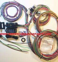 new ez wiring 12 circut mini fuse wiring harness chevy ez wire fuse box mount instructions [ 1000 x 831 Pixel ]