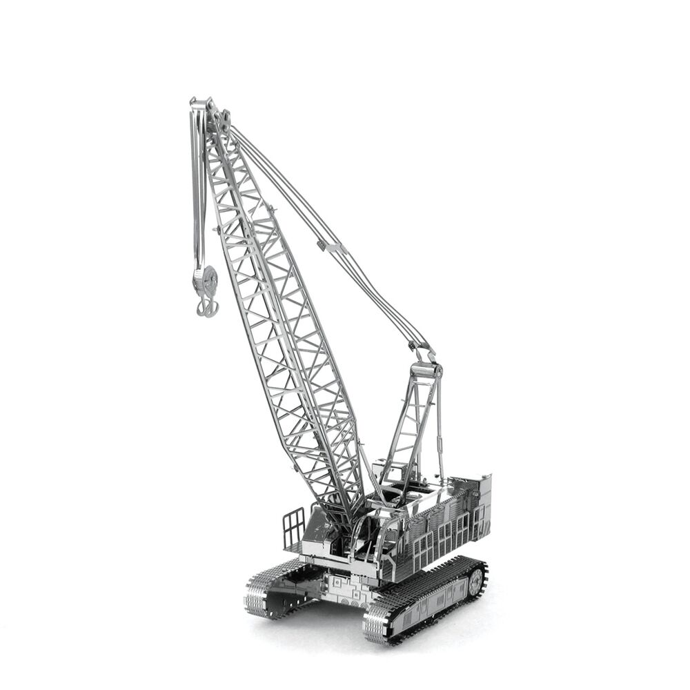 Metal Earth Crawler Crane 3D Laser Cut Metal DIY Model