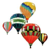 hot air balloon wall art wall art quot balloon festival ...
