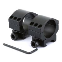 30mm Low Profile Heavy Duty Rifle Scope Mount Rings for ...