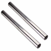 "2X 3"" 76mm T304 Stainless Steel Straight Exhaust Pipe Tube ..."