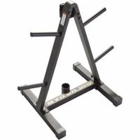 Weight Holder Plate Rack Tree Barbell Storage Rack