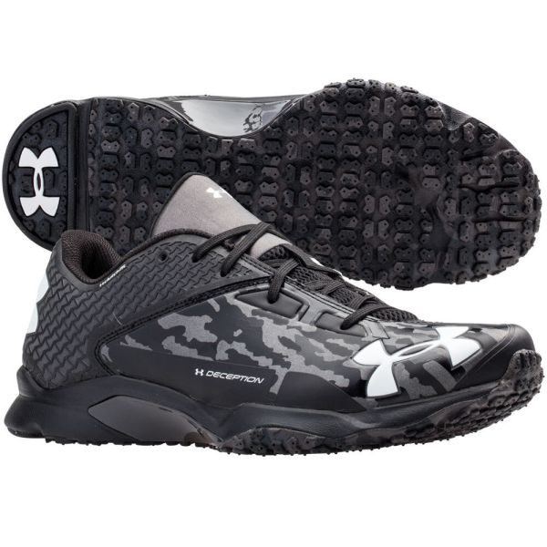 Under Armour Men' Deception Baseball Trainer Shoe Turf