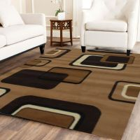 Luxury Modern Area Rugs 8x10 Rug Flower Carpet Living Room ...