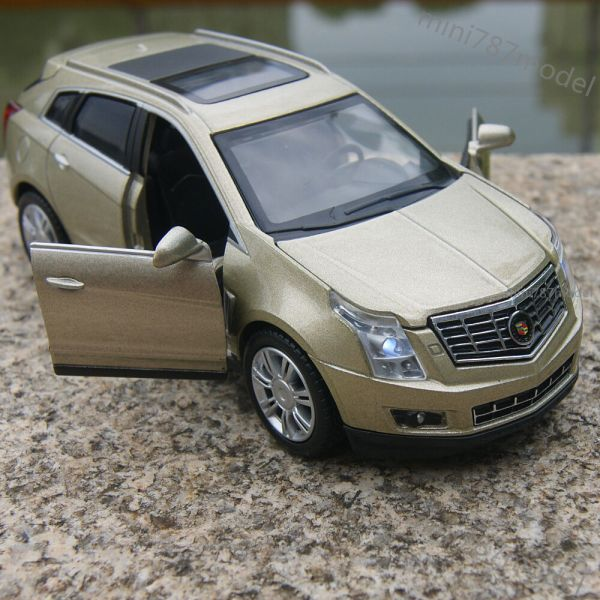 Cadillac Srx Suv 1 32 Model Cars Sound&light Alloy Diecast