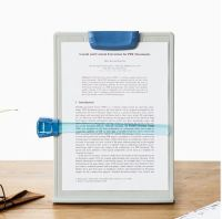 A4 Clip Typing Paper Holder Document Adjustable Copy Paper ...