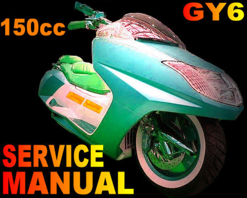 hight resolution of details about scooter 150cc gy6 repair shop manual gmi bms ssr bahama mc zuma all mc models